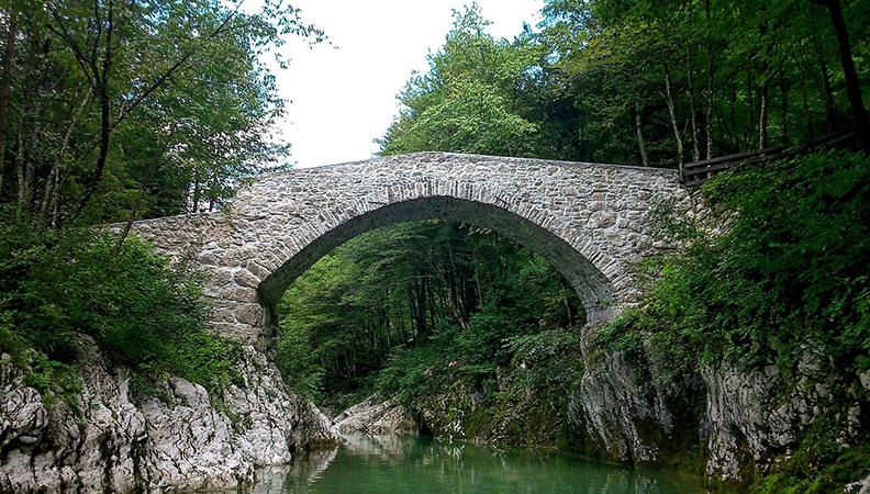 Kamperen in Slovenie