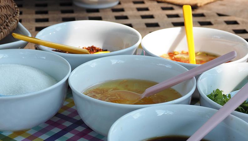 Koken en lekker eten - aan tafel